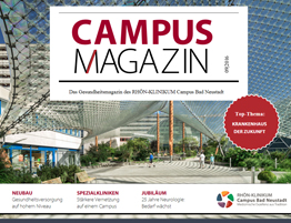 Campus Magazin Sept. 2016