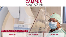 Campus Magazin Nov. 2017