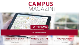 Campus Magazin Nov. 2018